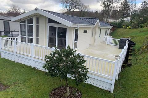3 bedroom detached bungalow for sale - Brynteg Holiday Home Park, Nr Caernarfon