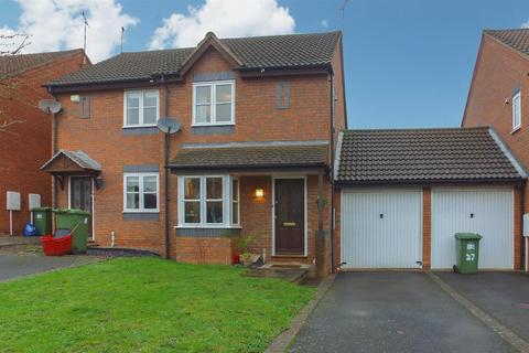 2 bedroom semi-detached house for sale - Pebble Island Way, Leamington Spa