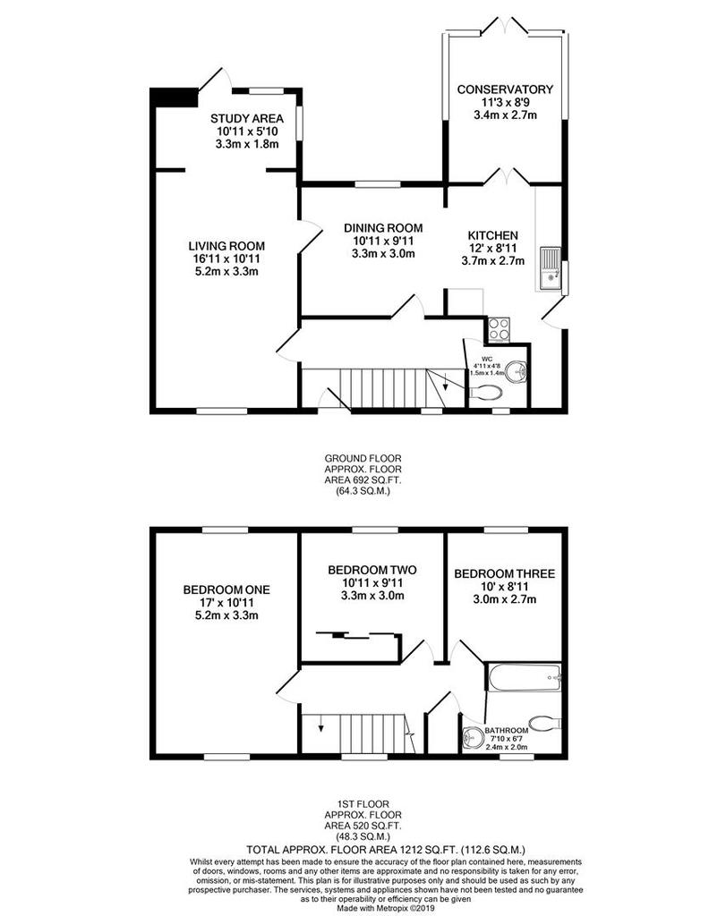 Floorplan: Metropix13135432.JPG