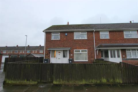 3 bedroom end of terrace house for sale - Pounteys Close, Middleton St. George, Darlington