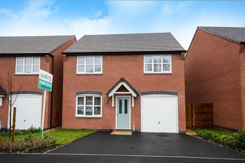 4 bedroom detached house for sale - Burton Street, Wingerworth, Chesterfield
