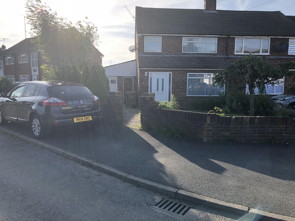Clifford Crescent, Leagrave, Luton, Bedfordshire,