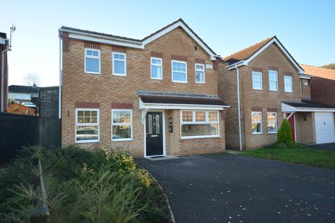 4 bedroom detached house to rent - 6 Juniper Close, Hollingwood, Chesterfield, S43 2HX