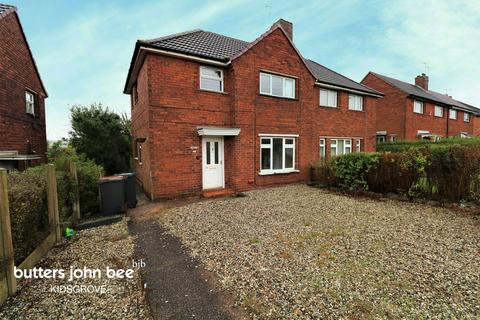 3 bedroom semi-detached house for sale - Galleys Bank, Kidsgrove