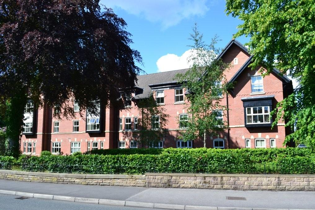 2 Bedrooms Apartment Flat for sale in Beech House, Acresfield Road, Timperley, Altrincham