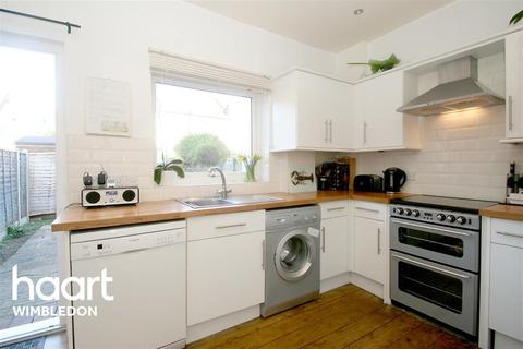 2 bedroom end of terrace house to rent - Gore Road, Raynes Park, SW20