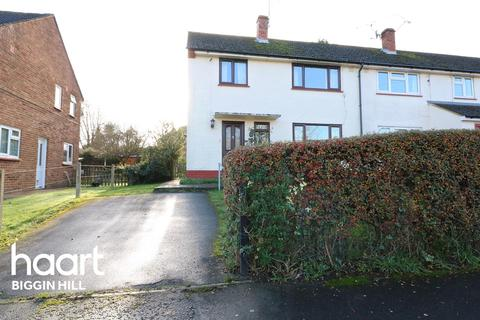 3 bedroom end of terrace house for sale - Hartley Road, Westerham