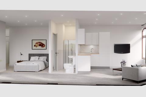 1 bedroom apartment for sale - Plot James Street at Aspen Woolf, James Street, Rawson Place BD1