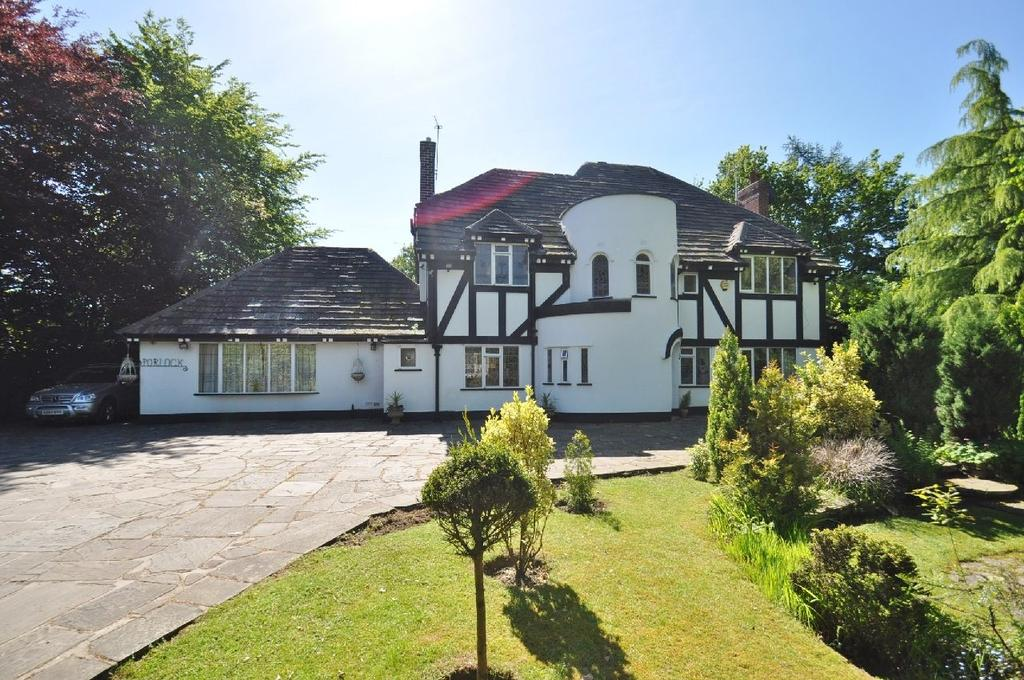 6 Bedrooms Detached House for sale in 'Porlock' Chester Road, Woodford