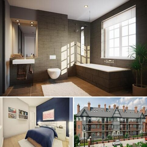 1 bedroom apartment for sale - Plot Eldon Grove at Blackfriars, Eldon Grove, Bevington Road L3