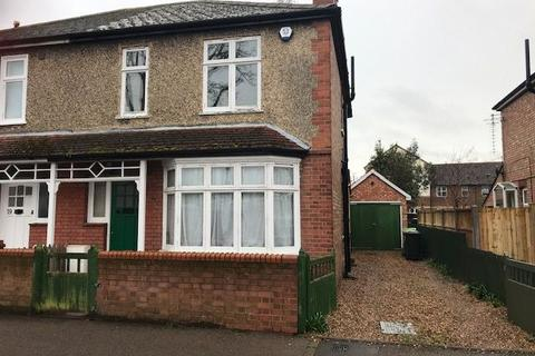 3 bedroom semi-detached house to rent - Willow Road, Bedford