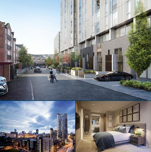 2 bedroom apartment for sale - Store Street, Manchester M1