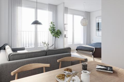 2 bedroom apartment for sale - Plot Chavasse Building at Blackfriars, Lydia ann street, Lydia Ann Street L1
