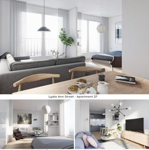 2 bedroom apartment for sale - Chavasse Building, at Lydia ann street, Lydia Ann Street L1