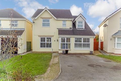 4 bedroom detached house for sale - Maes Trawscoed, Broadlands, Bridgend. CF31 5AT