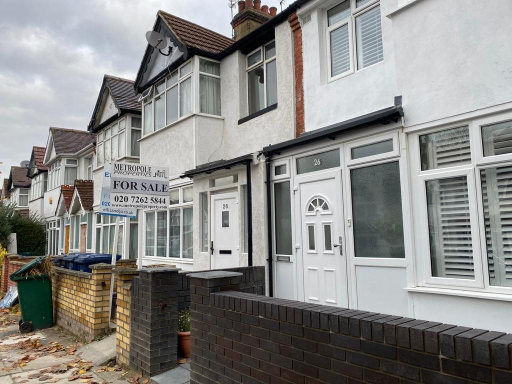 3 Bedroom mid terrace house currently split into