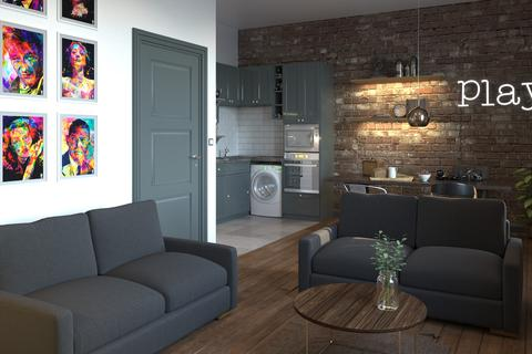 1 bedroom apartment for sale - Plot York House at Aspen Woolf, York House, York Street L1