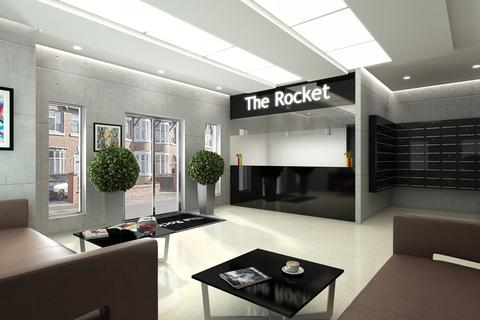 Studio - Plot The Rocket Studio at Aspen Woolf, Railway Terrace, Railway Terrace TS17