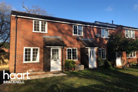 2 bedroom end of terrace house to rent - Bracknell