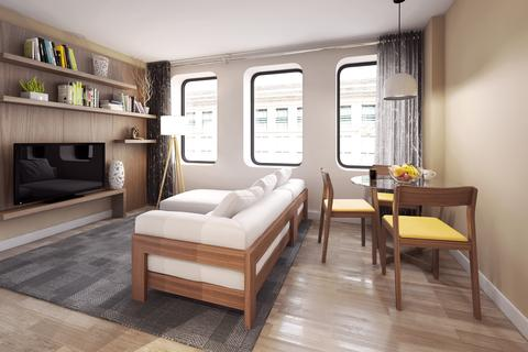 1 bedroom apartment - Aspen Woolf The Residence, Water Street L2