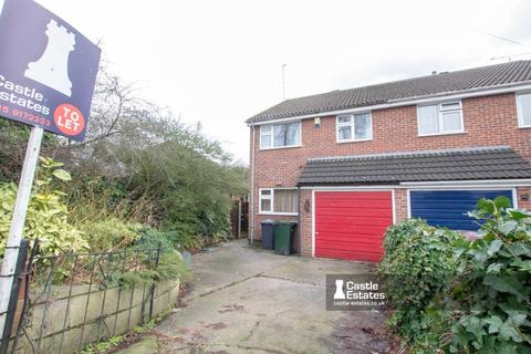3 bedroom semi-detached house to rent - Moore Road, MAPPERLEY, Nottingham, NG3 6EJ