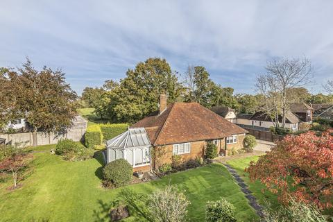 4 bedroom detached bungalow for sale - Rarely Available Village Setting