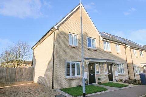 2 bedroom semi-detached house for sale - Racecourse View, Cottenham
