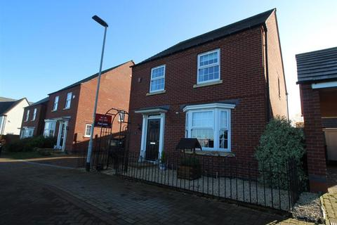 4 bedroom semi-detached house for sale - Newark View, Grantham