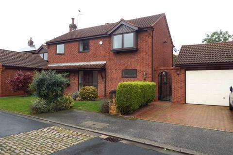 4 bedroom detached house to rent - Deerpark, Wollaton, Nottingham