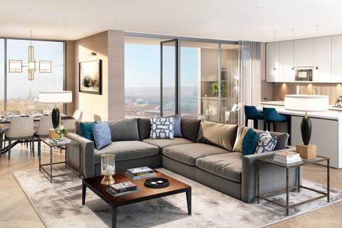 2 bedroom penthouse for sale - Nine Elms, London