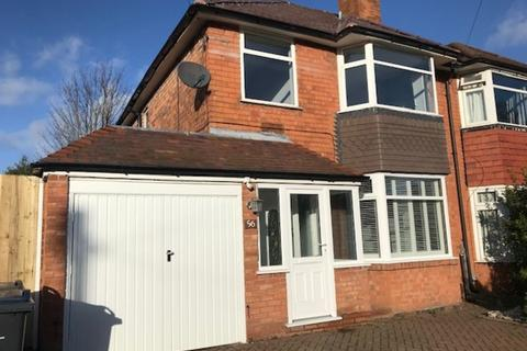 3 bedroom semi-detached house to rent - Antrobus Road, Boldmere