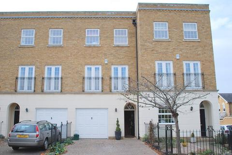 4 bedroom terraced house to rent - Chadwick Place, St James Park, Surbiton, KT6