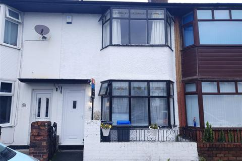 2 bedroom terraced house to rent - Hodder Avenue, Blackpool, Lancashire, FY1