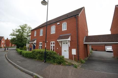 3 bedroom end of terrace house for sale - COTFORD ST LUKE