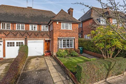 4 bedroom semi-detached house for sale - Hill Top, Hampstead Garden Suburb
