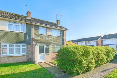 3 bedroom end of terrace house to rent - The Willows, Colchester, CO2