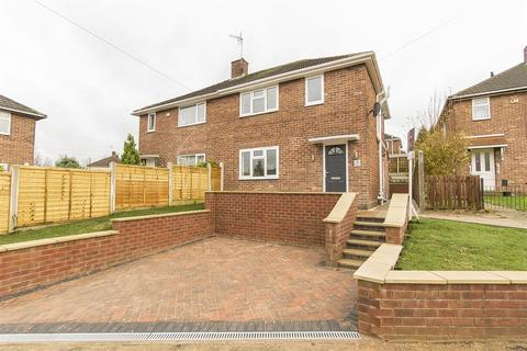 3 bedroom semi-detached house for sale - Iron Cliff Road, Bolsover, Chesterfield