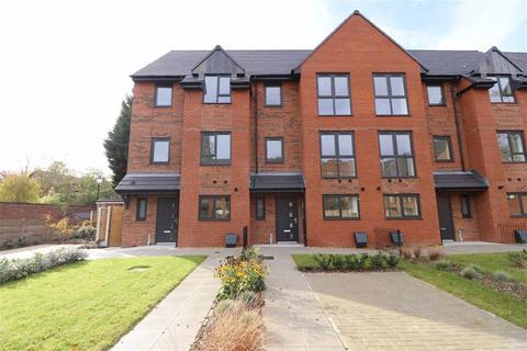 4 bedroom terraced house for sale - 12 Rose Lawn Close, Whalley Range, Manchester, M16