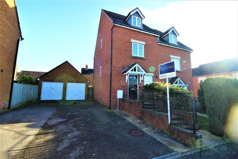 4 bedroom semi-detached house for sale - Thresher Drive, Groundwell, Swindon