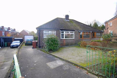 2 bedroom semi-detached bungalow for sale - Lynwood Avenue, Woodlesford, Leeds, LS26