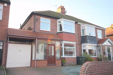 3 bedroom semi-detached house for sale - Sunlea Avenue, Cullercoats, NE30