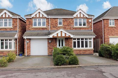 4 bedroom detached house for sale - Martha Close, Countesthorpe, Leicestershire