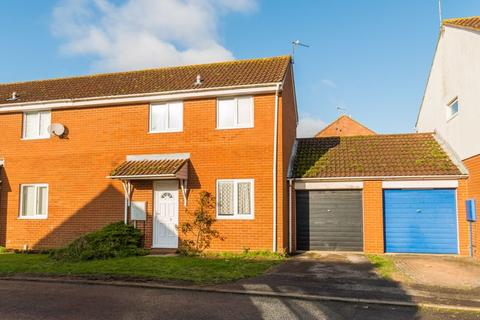 2 bedroom semi-detached house for sale - Curtis Avenue, Abingdon