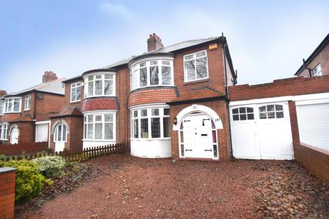 3 bedroom semi-detached house for sale - The Broadway, Tynemouth