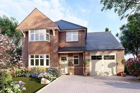 4 bedroom detached house for sale - Hockley Gardens, Wingerworth, Chesterfield