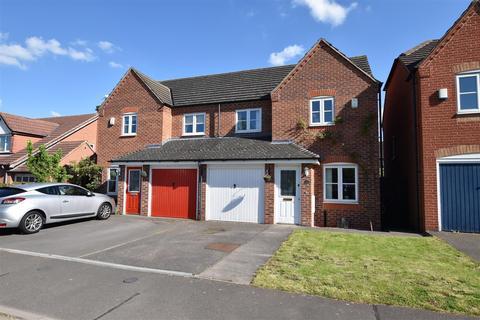 3 bedroom semi-detached house to rent - Laburnum Way, Loughborough