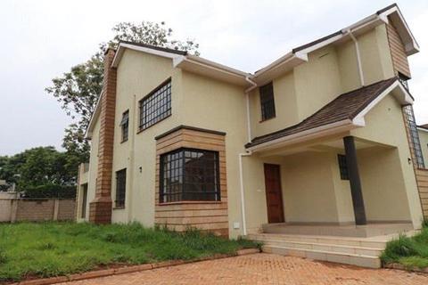 4 bedroom villa - Kitisuru, Off Ngecha Road, Nairobi