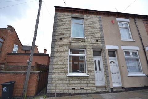 2 bedroom terraced house to rent - Warwick Street, Leicester, LE3 5SF