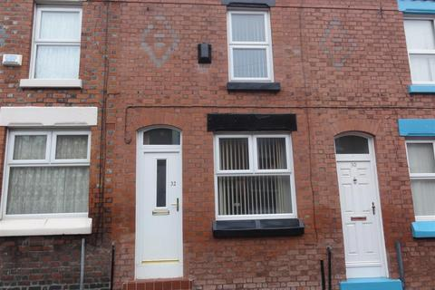 2 bedroom terraced house to rent - Saker Street, Liverpool