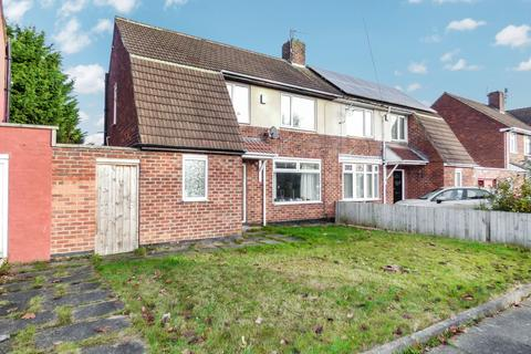 2 bedroom semi-detached house for sale - Rothwell Crescent, Roseworth, Stockton-on-Tees, Cleveland, TS19 9AN